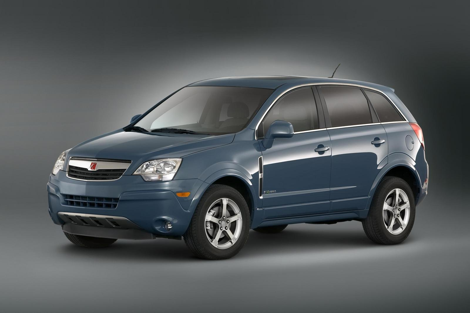 2008 Saturn Vue Green Line Hybrid Review - Top Speed