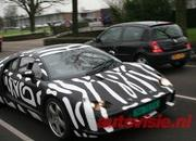 2010 Lotus Esprit spied on the road - image 149382