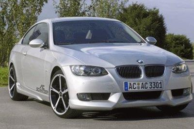 AC Schnitzer prices for 3-series
