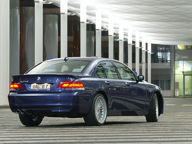 BMW Alpina B7 US debut at Chicago Auto Show