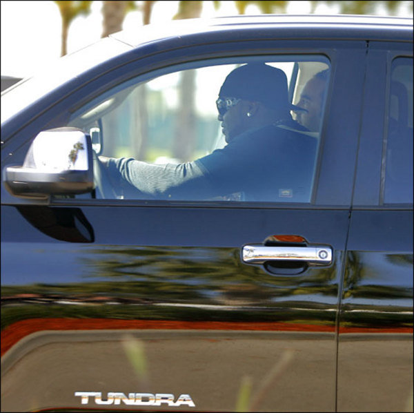 Dodge Pickup Trucks >> Boston Red Sox David Ortiz Receives Tundra News - Top Speed
