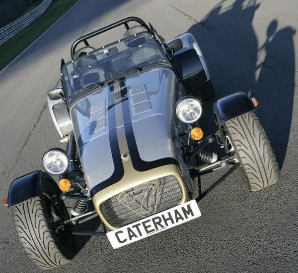 Caterham Seven Anniversary Pack Review