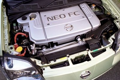 First fuel-cell-powered hired-car service