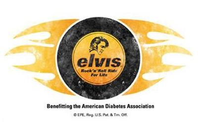 First official Elvis Rock 'n' Roll Ride for Life benefiting the American Diabetes Association
