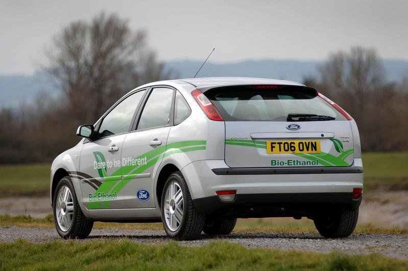 Ford Flexifuel vehicles in Europe