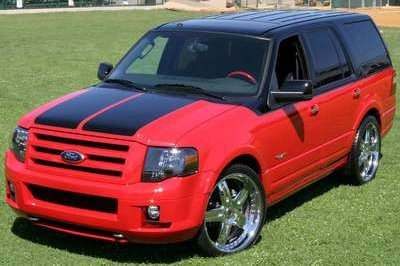 Funkmaster Flex comes with 2007 Ford Expedition Concept