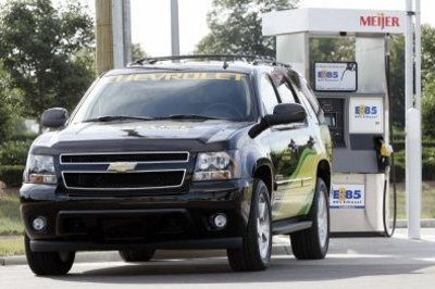 GM to bring more E85 Ethanol Stations