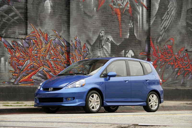 "Honda Fit 2007 Drivers' Choice ""Best of the Year"""