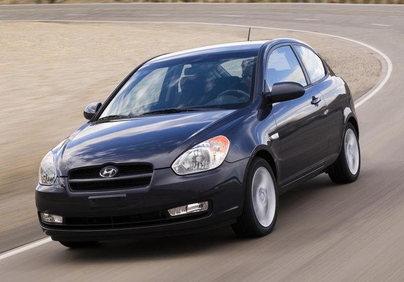 Hyundai Accent and Elantra - Greenest vehicles of 2007