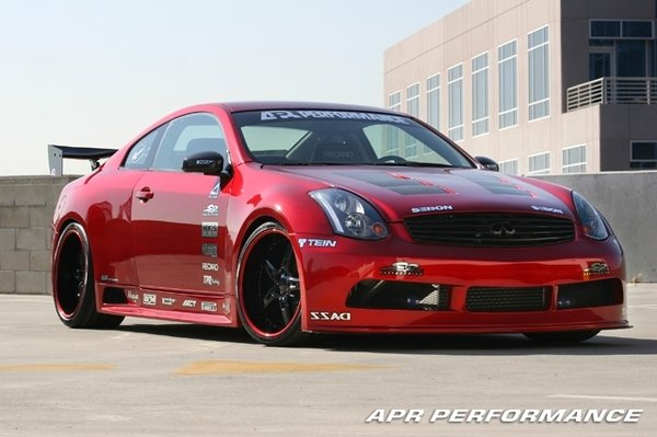 2007 infiniti g35 apr performance car review top speed. Black Bedroom Furniture Sets. Home Design Ideas