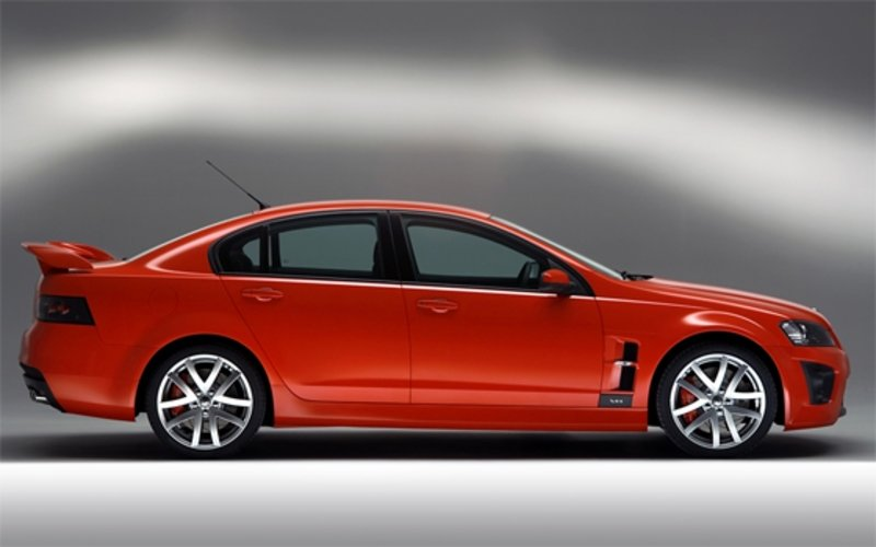Is Holden Rebadged-Pontiac G8 The Future Answer To European