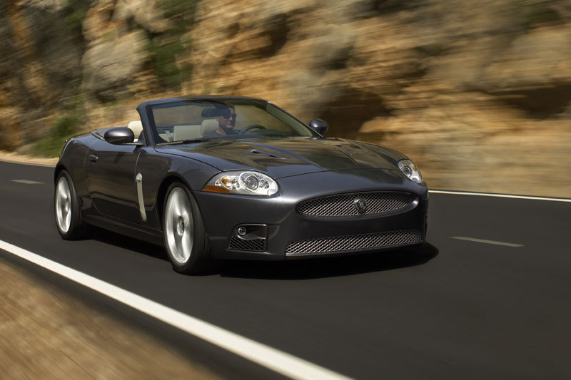 Jaguar XKR awarded 2007 Best Dream Machine