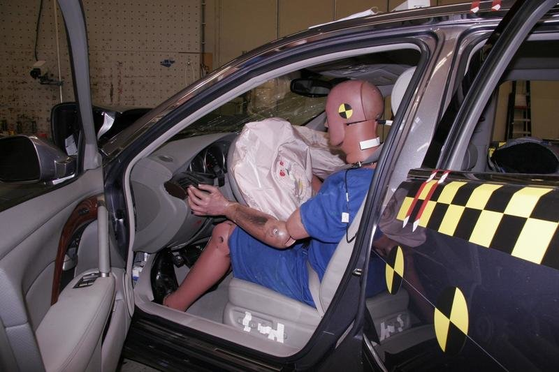 Latest Test Results from Euro NCAP