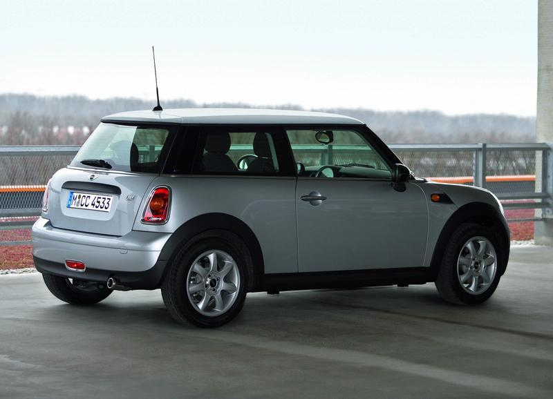 Mini at 2007 Geneva Motor Show