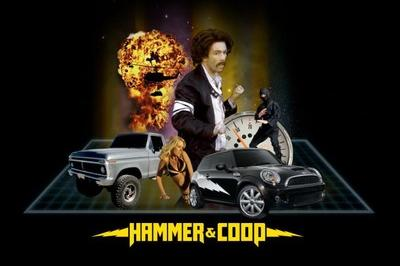 MINI launches online film series: 'HAMMER AND COOP'