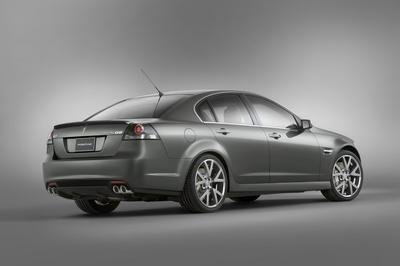 Pontiac G8 Built On GM's New Global RWD Architecture | Top Speed
