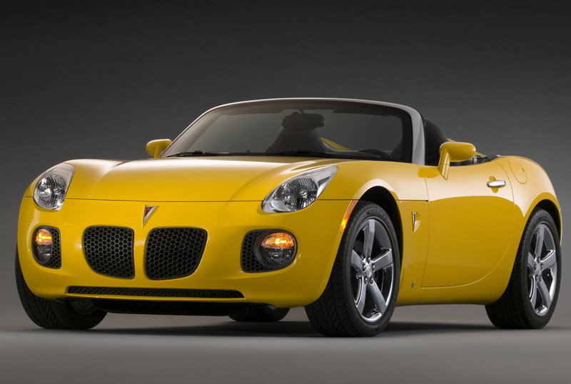 Pontiac Solstice - best US 2006 Roadster