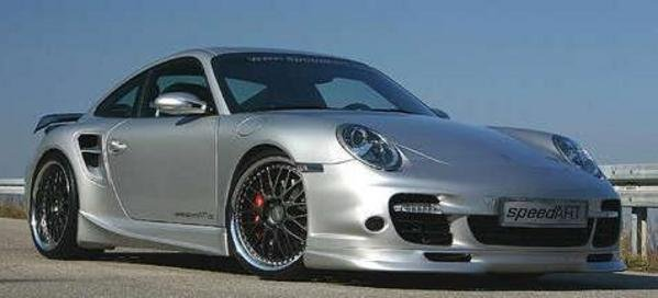 Speedart Porsche Turbo Ttr 600 News Top Speed