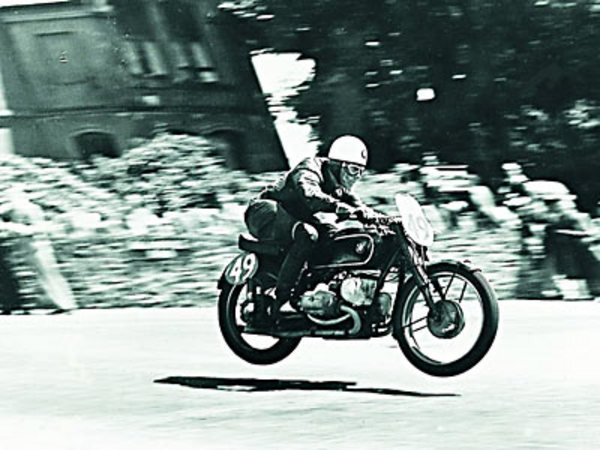 The Isle Of Man Tt Will Be Pretty Soon 100 Years Old News