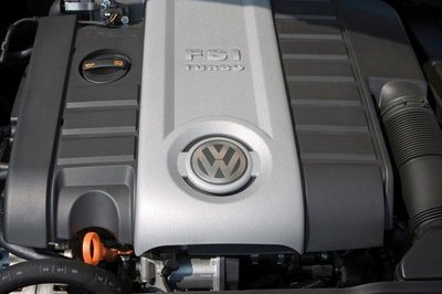 Top Petrol Engine for Touran: 170hp with DSG - image 145587