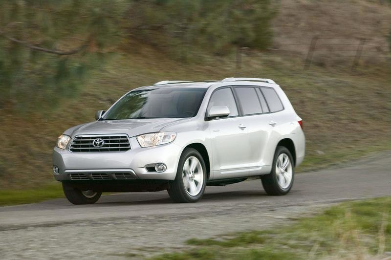 Toyota Highlander to be build in Mississippi