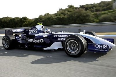 Williams F1 Team unveils FW29 car for 2007 season