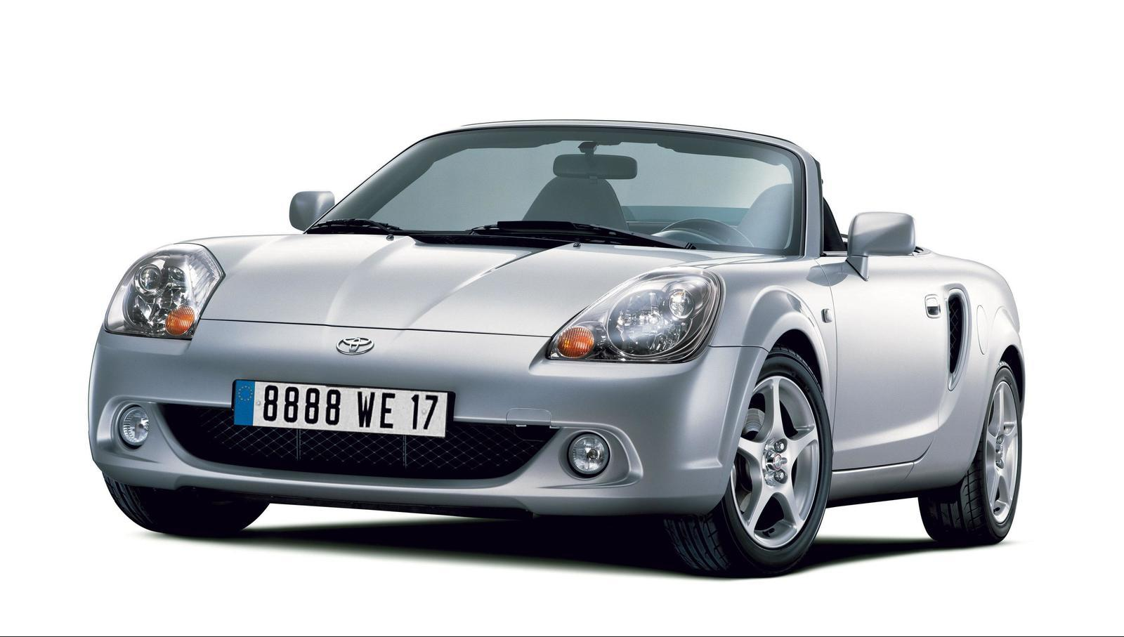 Most Affordable Sports Cars >> 2002 Toyota MR2 Review - Top Speed