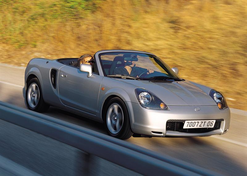 The New Toyota MR2 Could Arrive In 2021 And It Might Be An ...