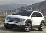 Ford Edge HySERIES Plug-In Hybrid