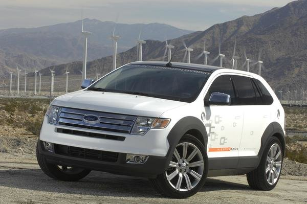 2007 ford edge hyseries plug in hybrid car review top. Black Bedroom Furniture Sets. Home Design Ideas