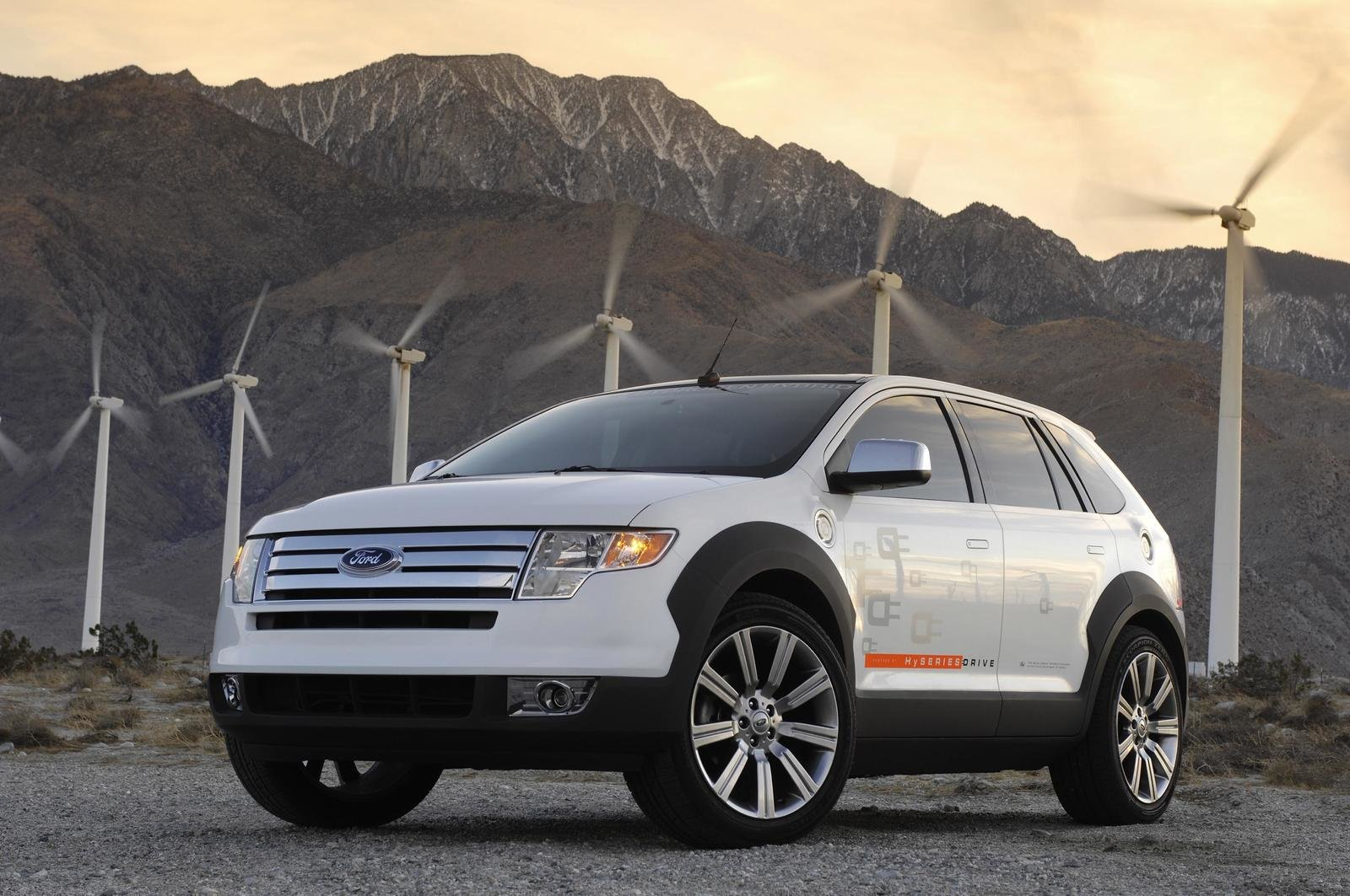 2007 ford edge hyseries plug in hybrid picture 155483 car review top speed. Black Bedroom Furniture Sets. Home Design Ideas