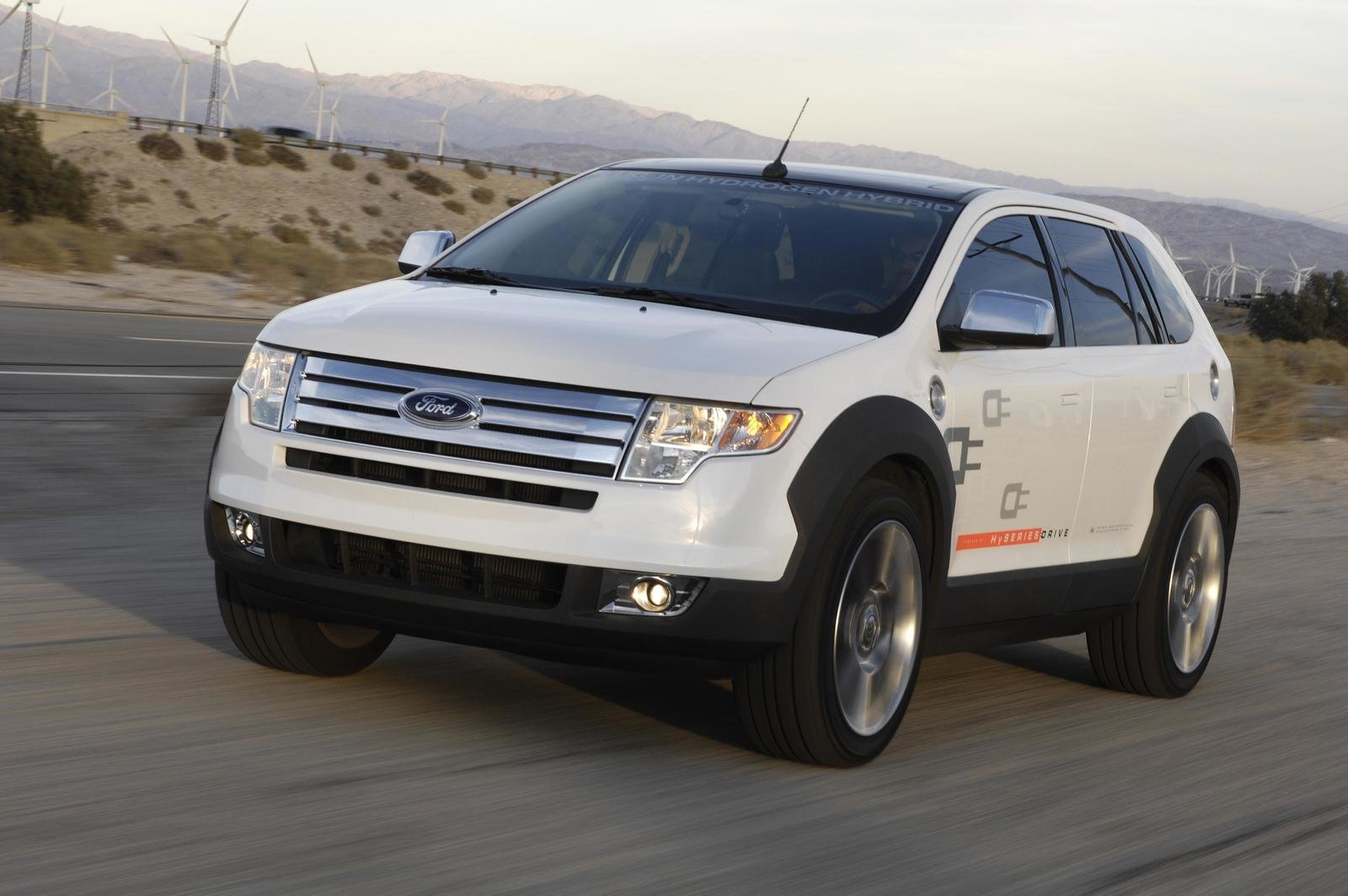 2007 ford edge hyseries plug in hybrid picture 155484. Black Bedroom Furniture Sets. Home Design Ideas