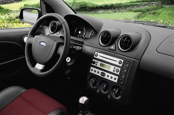 2007 ford fiesta st car review top speed