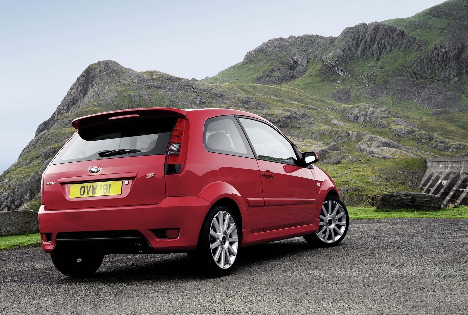 2007 ford fiesta st picture 154425 car review top speed. Black Bedroom Furniture Sets. Home Design Ideas