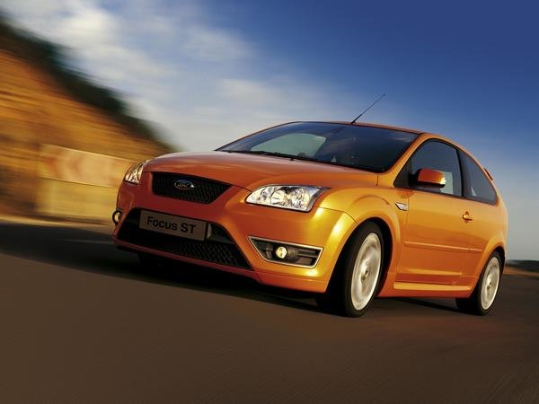 2007 ford focus st car review top speed. Black Bedroom Furniture Sets. Home Design Ideas