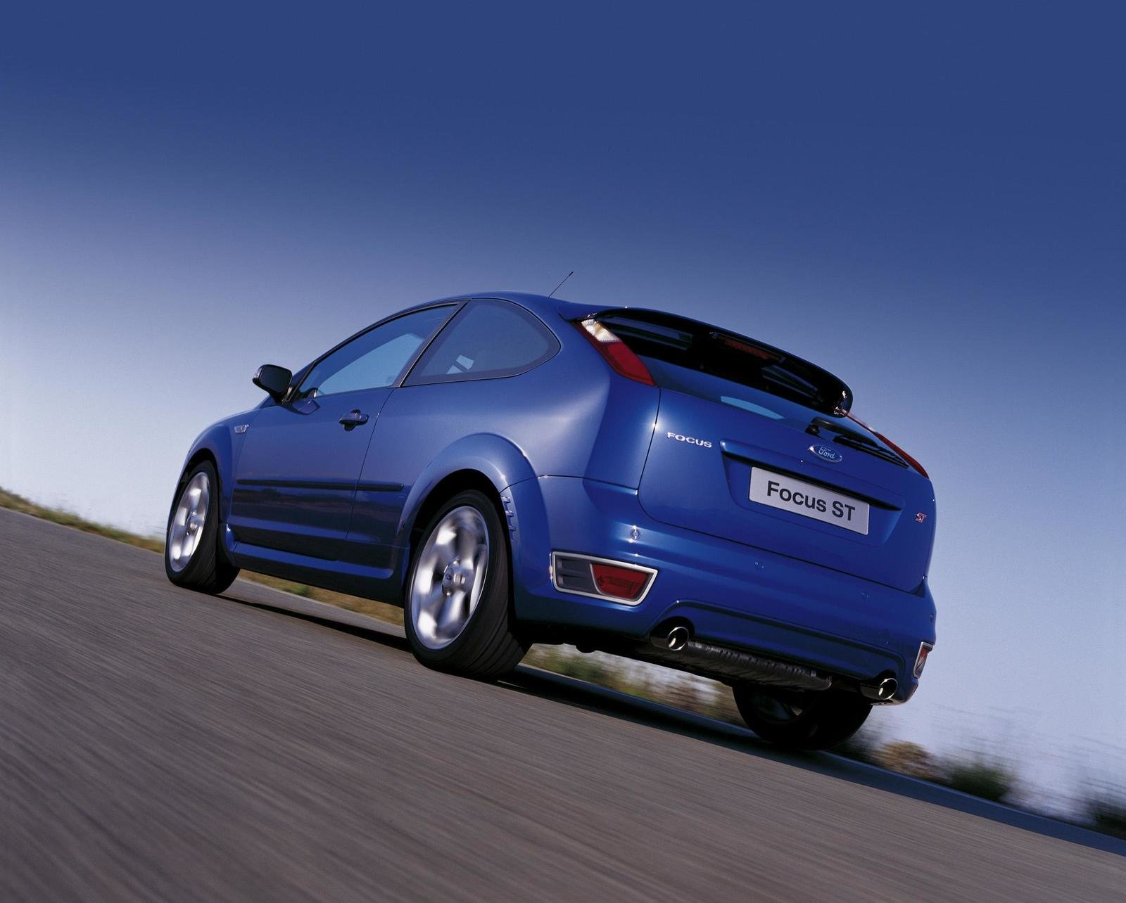 2007 ford focus st picture 154052 car review top speed. Black Bedroom Furniture Sets. Home Design Ideas