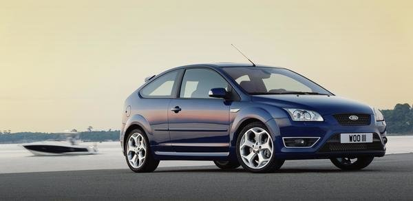 Driving Racing Car >> 2007 Ford Focus ST Review - Top Speed