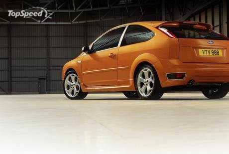 ford focus st. Focus ST joins our model range