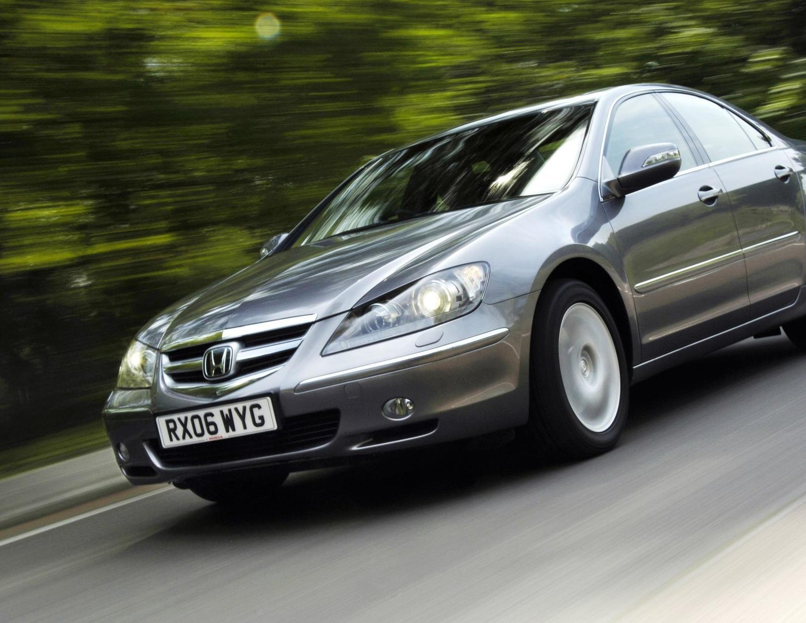 2007 Honda Legend Acura Rl Picture 151037 Car Review