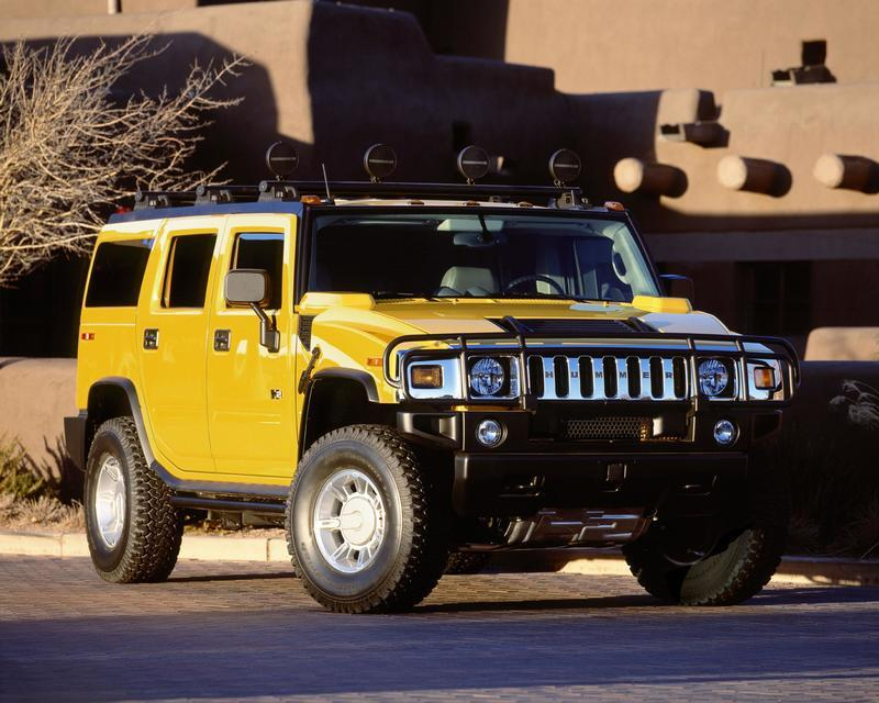 2007 HUMMER H2 and H2 SUT