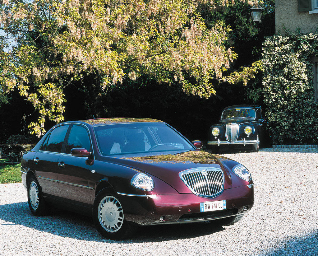 2007 lancia thesis picture 155774 car review top speed. Black Bedroom Furniture Sets. Home Design Ideas