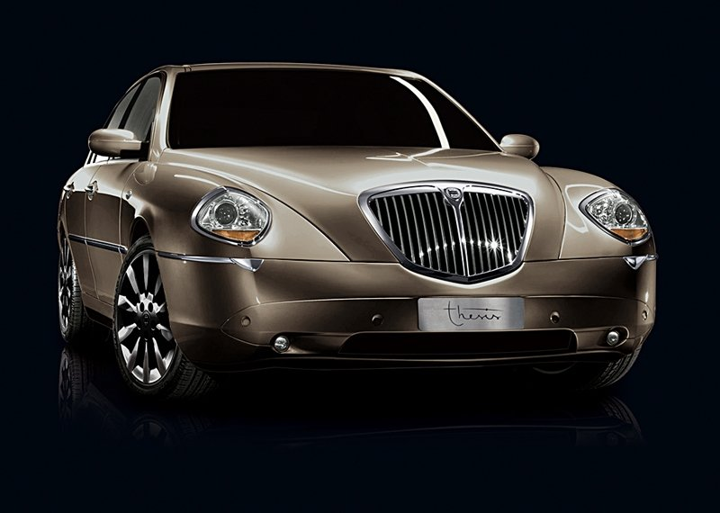 Lancia Thesis: Latest News, Reviews, Specifications ...