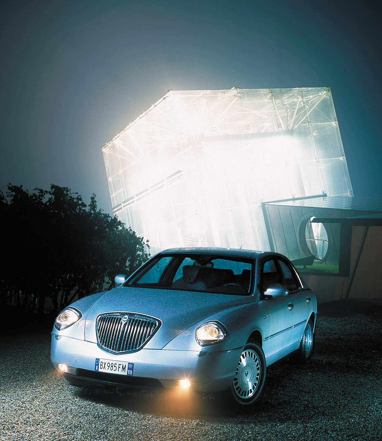 2007 lancia thesis picture 155776 car review top speed. Black Bedroom Furniture Sets. Home Design Ideas