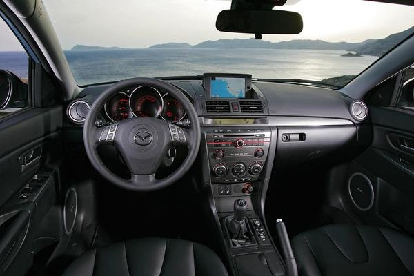2007 mazda3 2 0 mzr cd car review top speed. Black Bedroom Furniture Sets. Home Design Ideas