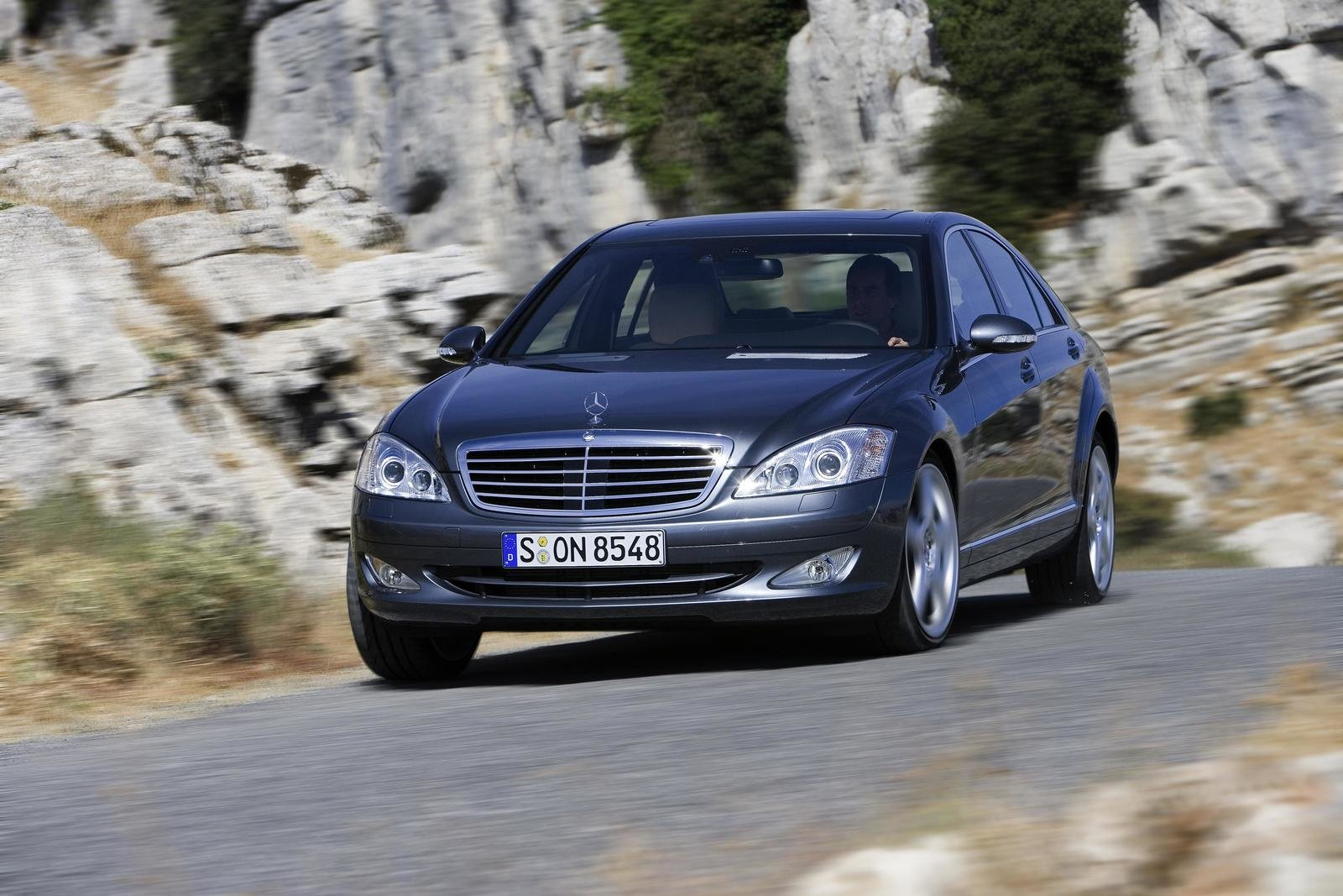2007 Mercedes S Class 4matic Picture 157294 Car Review