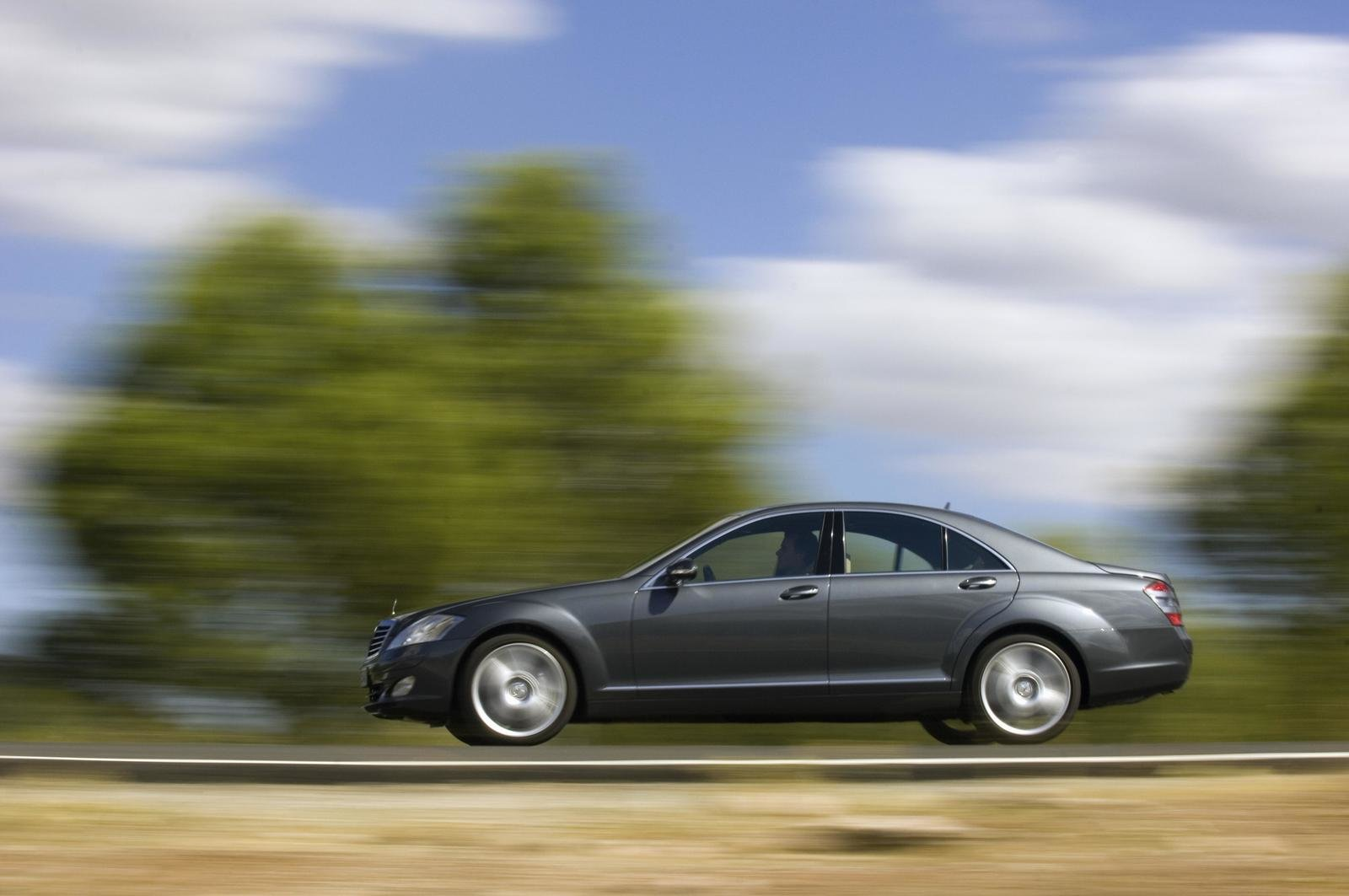 2007 mercedes s class 4matic picture 157300 car review for Mercedes benz s500 2007