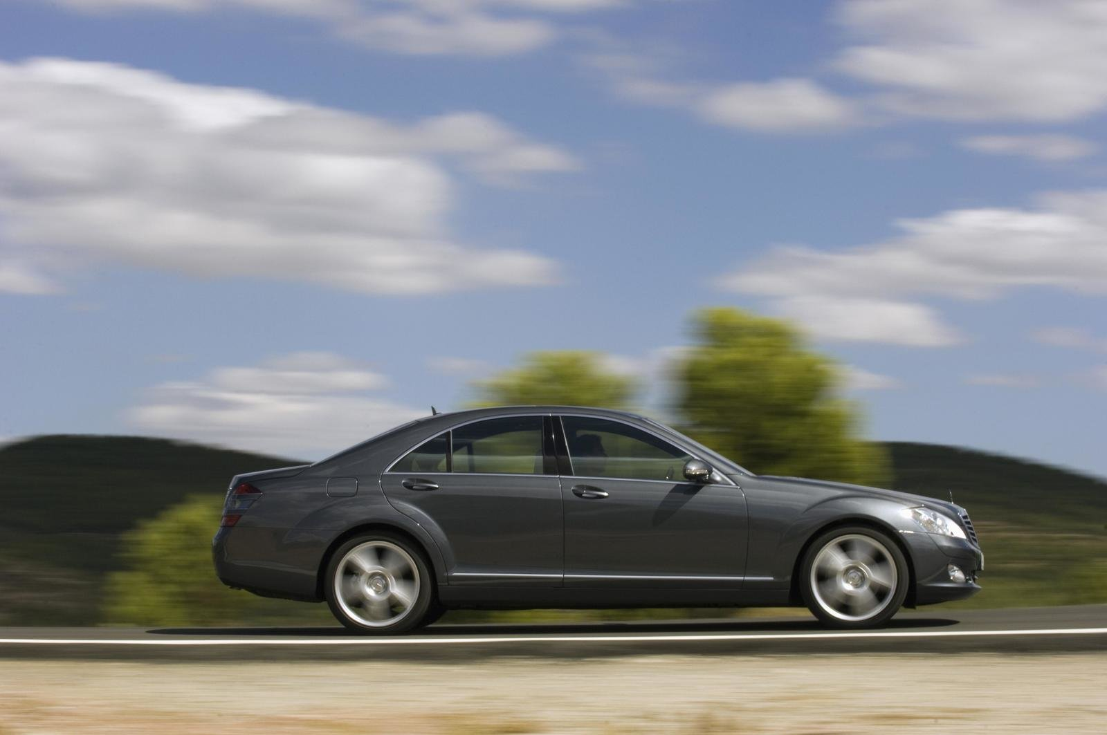 2007 Mercedes S Class 4matic Picture 157301 Car Review