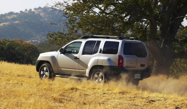 2007 nissan xterra car review top speed. Black Bedroom Furniture Sets. Home Design Ideas