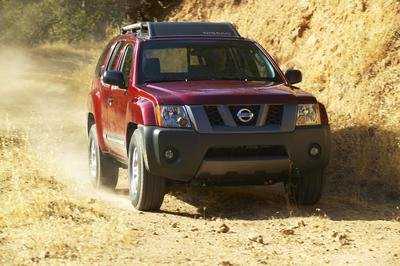 2007 Nissan Xterra Top Speed