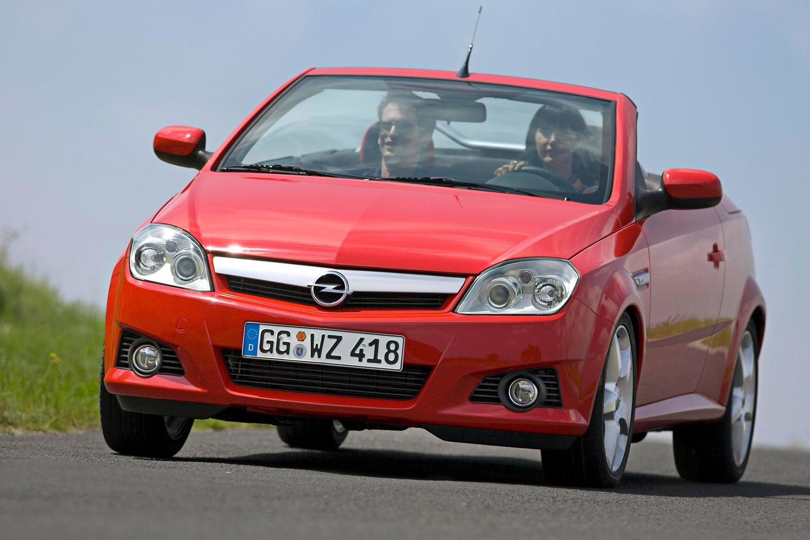 2007 opel tigra twintop picture 154987 car review. Black Bedroom Furniture Sets. Home Design Ideas